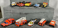 1991 Matchbox Intercom City Cars Vehicles From PlaySet Mc 560 Set Of 10 Vehicles