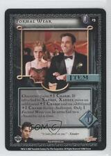 2002 Buffy the Vampire Slayer Collectible Card Game #13 Formal Wear Gaming 0b4
