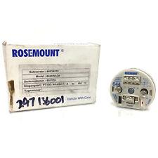 Temperature Transmitter 644HNAQ4 Rosemount 00644-1360-6002
