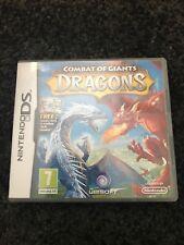 Combat of Giants: Dragons (Nintendo DS, 2009) - European Version