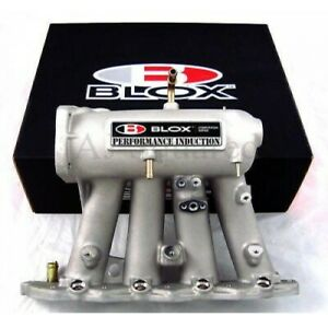 Blox Racing Version 3 Intake Manifold fits 1997-2001 Honda CRV B20 B20B B20Z