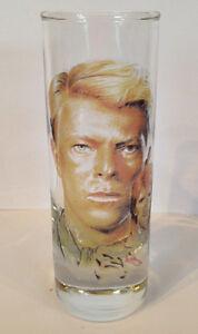 DAVID BOWIE SHOT GLASS