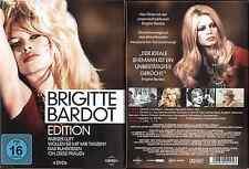 Brigitte Bardot Edition - 4 DVD Box Set