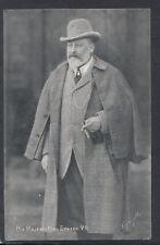 Royalty Postcard - His Majesty King Edward VII  -   T6764