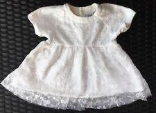Abito cerimonia neonata 6/9 mesi Blukids + fascetta