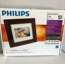"""Philips 7"""" LCD Digital Photo Frame SPF3470T/G7 128 MB Display Home Essentials"""
