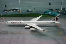 Phoenix 1:400 Qatar Airways A340-600 A7-AGB