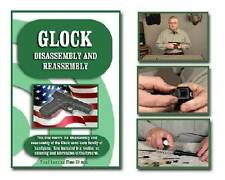 INSTRUCTIONAL DVD FOR GLOCK PISTOLS SHOWING DISASSEMBLY AND REASSEMBLY