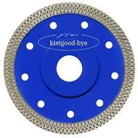 "115mm Cutting Disc Diamond Angle Grinder Grinding Stone Brick Concrete 4.5"" New"
