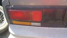Toyota MR2 MR-2 LEFT LH Rear Tail Light Lamp 87-89