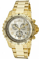 Invicta Men's Specialty Chrono 100m Quartz Stainless Steel Watch 11369