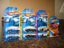 Hot Wheels Lot of 7 Ford GTX-1 Concept Variation Faster Than Ever 2007