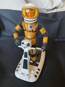 Mattel MAJOR MATT MASON Doug Davis W Helmet/ SPACE SLED All Original Vintage