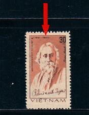 N.402-Vietnam –120th Birth of Rabindranath Tagore-Error design (1981=>1941) 1981