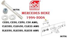 Mercedes C230 C280 CLK320 CLK430 SLK230 SLK230 Febi Front Camber Alignment Kit