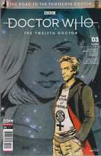 DOCTOR WHO ROAD TO 13TH DR #3 12TH COVER A HACK VF/NM LETTERHEAD COMICS