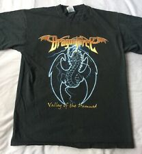 Dragonforce Band T-Shirt - M