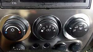 06-10 Hummer H3 Climate Control Switch (Tested) Switch Only