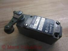 Square D 9007-B63A2 Switch 9007B63A2 - Used