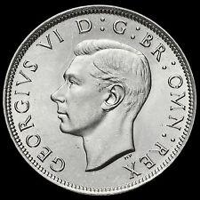 1945 George VI Silver Half Crown, A/BU