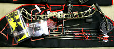 New 2020 PSE Brute Force NXT Bow MOSSY OAK CAMO 70# RH Hunting FULL PACKAGE