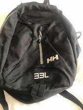 Helly Hansen 33L Black Rucksack