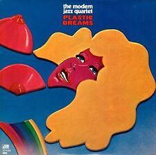 Modern Jazz Quartet - Plastic Dreams  1971 Atlantic - VINYL LP (Excellent)