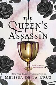 Beacon Box Signed Edit. of The Queen's Assassin by Melissa De La Cruz (2020, HC)