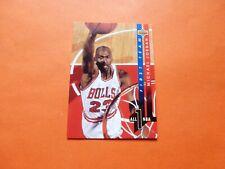 Michael Jordan, 1993-94 Upper Deck, All NBA, AN-4, Chicago Bulls