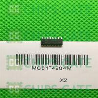 4PCS MC81F4204M SOP-16 ABOV