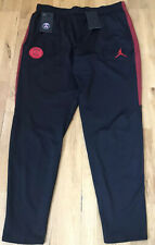 Nike PSG X Jordan Squad Fútbol Pantalones Pantalones Tamaño Grande, AQ0958 021 Genuina