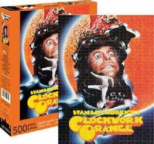 Clockwork Orange 500piece Jigsaw Puzzle Stanley Kubrick Malcolm McDowell