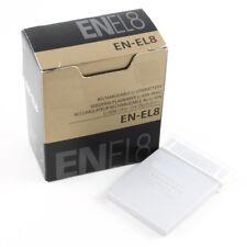 EN-EL8  Camera Li-ion Battery For NIKON Coolpix S50 S51 S50c S51c P1 P2 S1 S3
