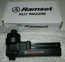 New Ramset Optional Magazine For Ra27 Powder Actuated Tool