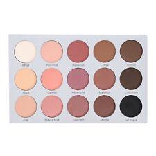 KARA 15 Color Eye Shadow Palette- Smoky Rose eyeshadow ES25