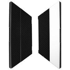 "Skinomi Black Carbon Fiber Skin Protector For Google Pixelbook 12.3"""