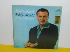 LP - EDDY ARNOLD - LONELY AGAIN