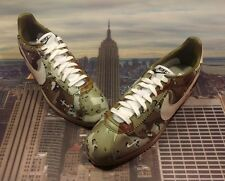 Nike iD Cortez Camouflage Beige Camo Men's Size 11.5 898727 984 New Rare
