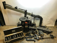 Super Panther III dolly kit + accessories Jib arm, snake, track + studio wheels