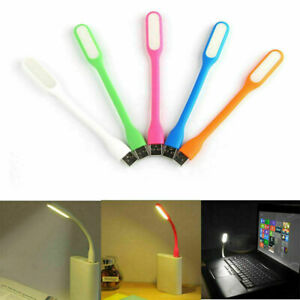 Flexible USB LED Light Mini Computer Lamp For Notebook Reading PC Bright Laptop