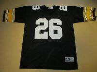 Vintage Rod Woodson Pittsburgh Steelers Starter Jersey 52 XL