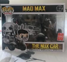 Funko Pop! Rides: Mad Max Fury Road - The Nux Car #42 Exclusive
