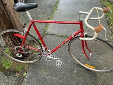 Vintage  TREK 400 racing bike, 58cm, Made in USA, Nice Condition!