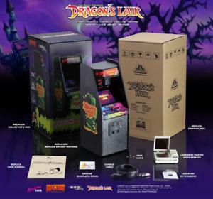 Dragons Lair Replicade New Wave Toys 1/6 Scale Mini - BRAND NEW STILL IN BOX CIB
