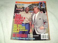 WWE Wrestling Magazine May 1995 Lex Luger