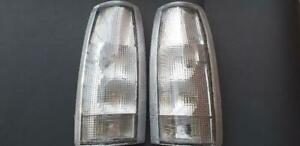 NEW!! 88 98 CHEVROLET 1500 CLEAR TAILLIGHT LENSES GMC SIERRA SILVERADO 2500 C/K