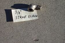 "STREET ELBOW 3/8"" STAINLESS STEEL 150# npt, PIPE FITTING"