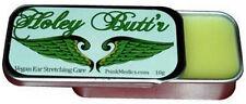Qty 2 Holey Butt'r Butter Vegan Ear Stretching Lobe Cream 10g / .35oz gauge lube