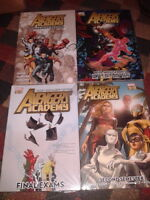 Avengers Academy by Christos Gage Mike McKone Tom Raney Sean Chen HC lot of 4
