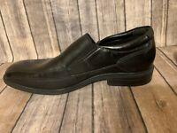 Kenneth Cole New York Men Slip On Loafer Shoes Black Size 12.    K